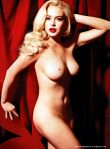 Lindsay Lohan Hot On PLAYBOY magazines