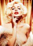 Lindsay Lohan Hottest Boobs On PLAYBOY 2012.3