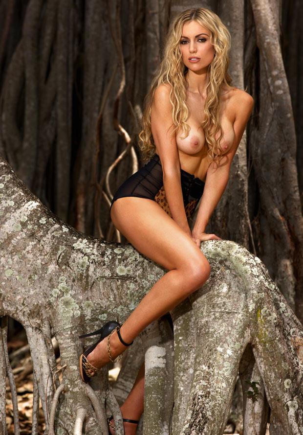Rosanna davison nude photo