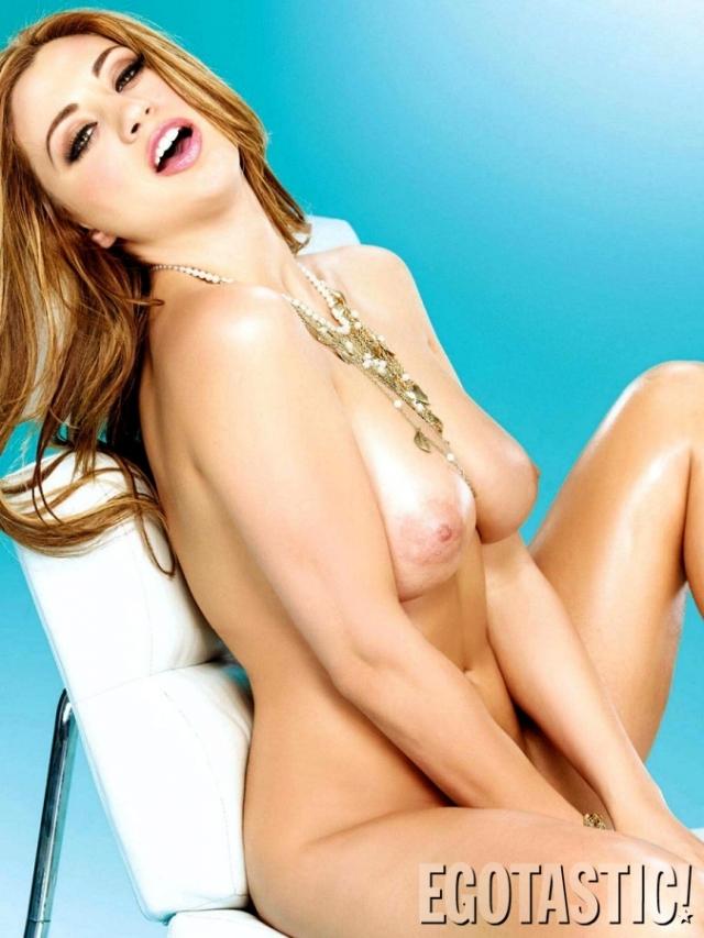 Jessica Vaugn Topless